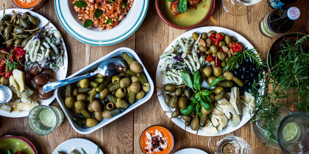 Mediterranean Diet 7-day meal plan