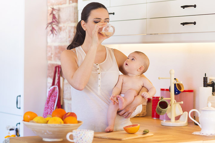 A Healthy Post Pregnancy Diet Plan to Lose Baby Weight