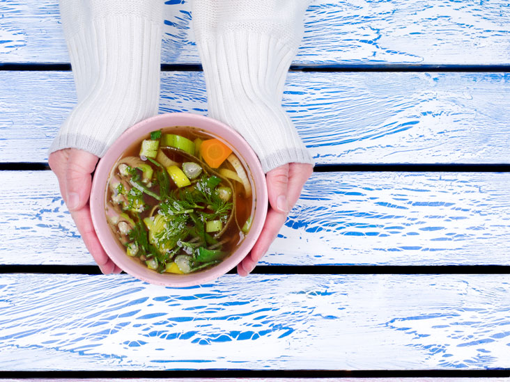 Got a Cold? 8 Flu-Fighting Foods to Supercharge Your Immunity