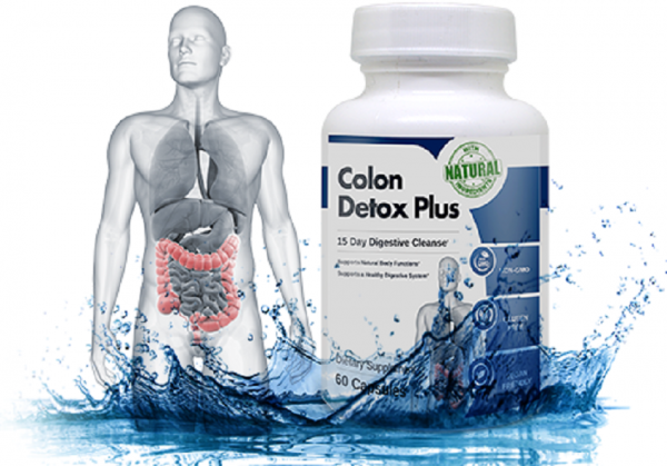 A Natural Formula to Flush Out Toxins – Colon Detox Plus Reviews