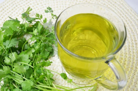 Image result for coriander tea