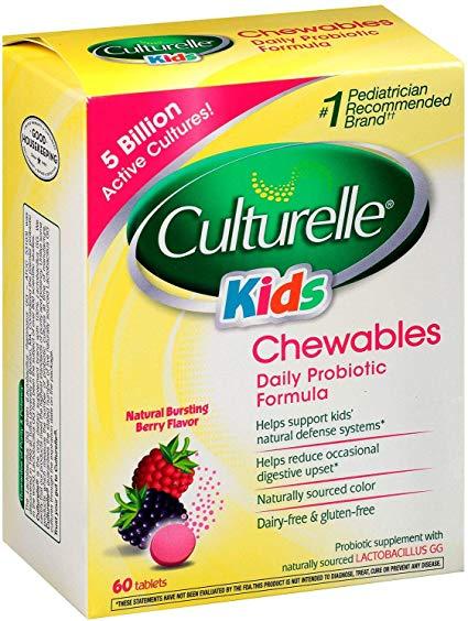 Image result for culturelle kids chewables