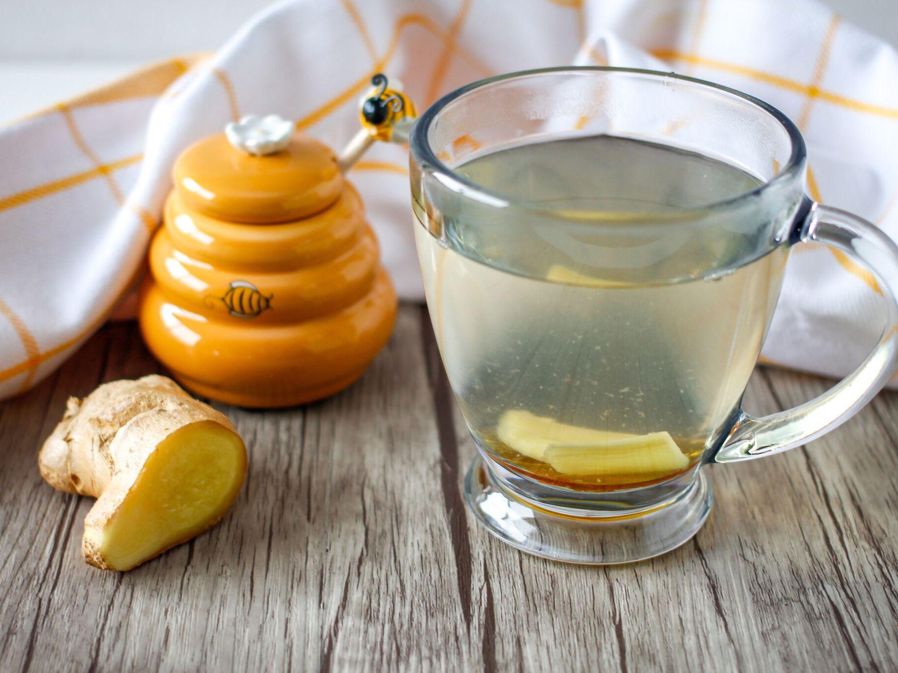 Image result for ginger tea