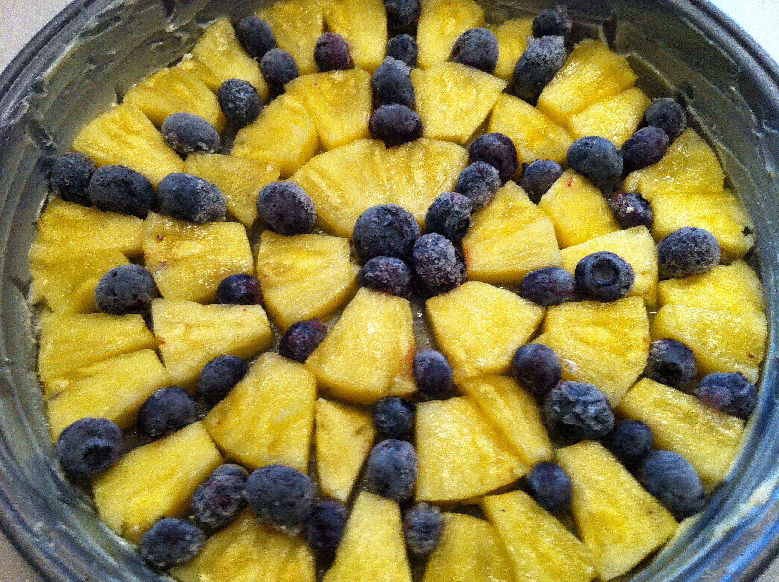 Image result for Blueberries And Pineapples