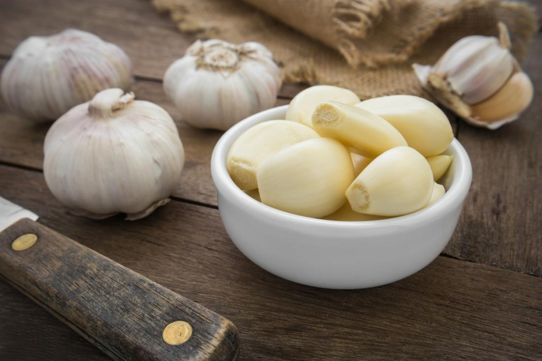 Garlic: Proven health benefits and uses
