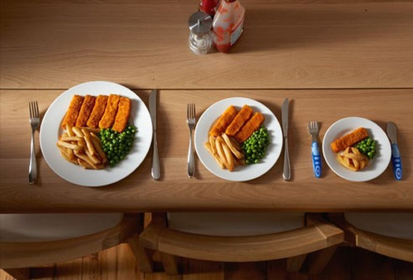 A surprising discovery about fast food portion sizes | Lunatic ...