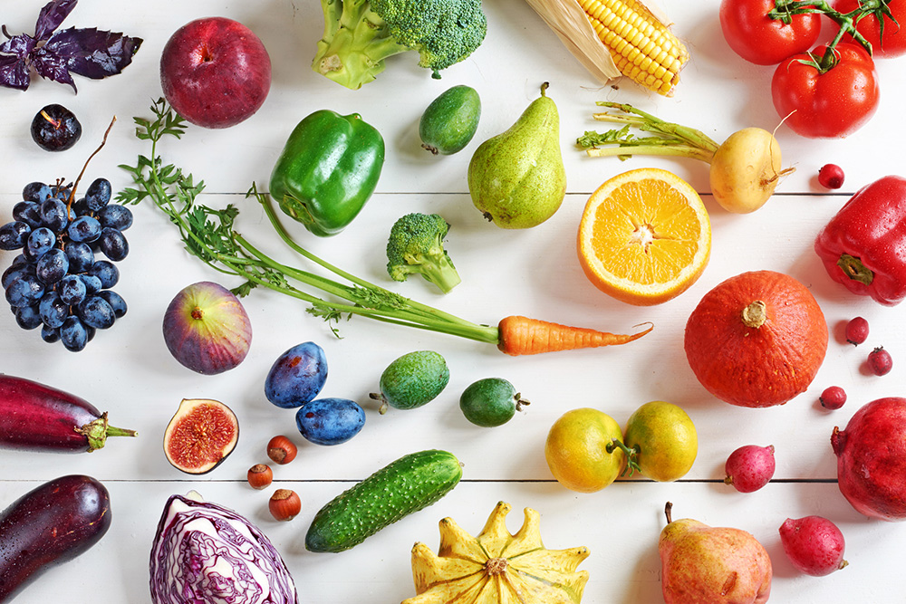 How to Eat More Fruit and Vegetables | American Heart Association