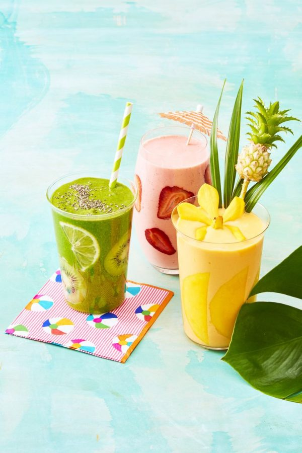 How to Make Refreshing and Super Healthy Weight Loss Smoothies
