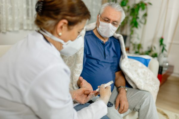 Caring For A COVID-19 Patient At Home;  Tips To Stay Safe