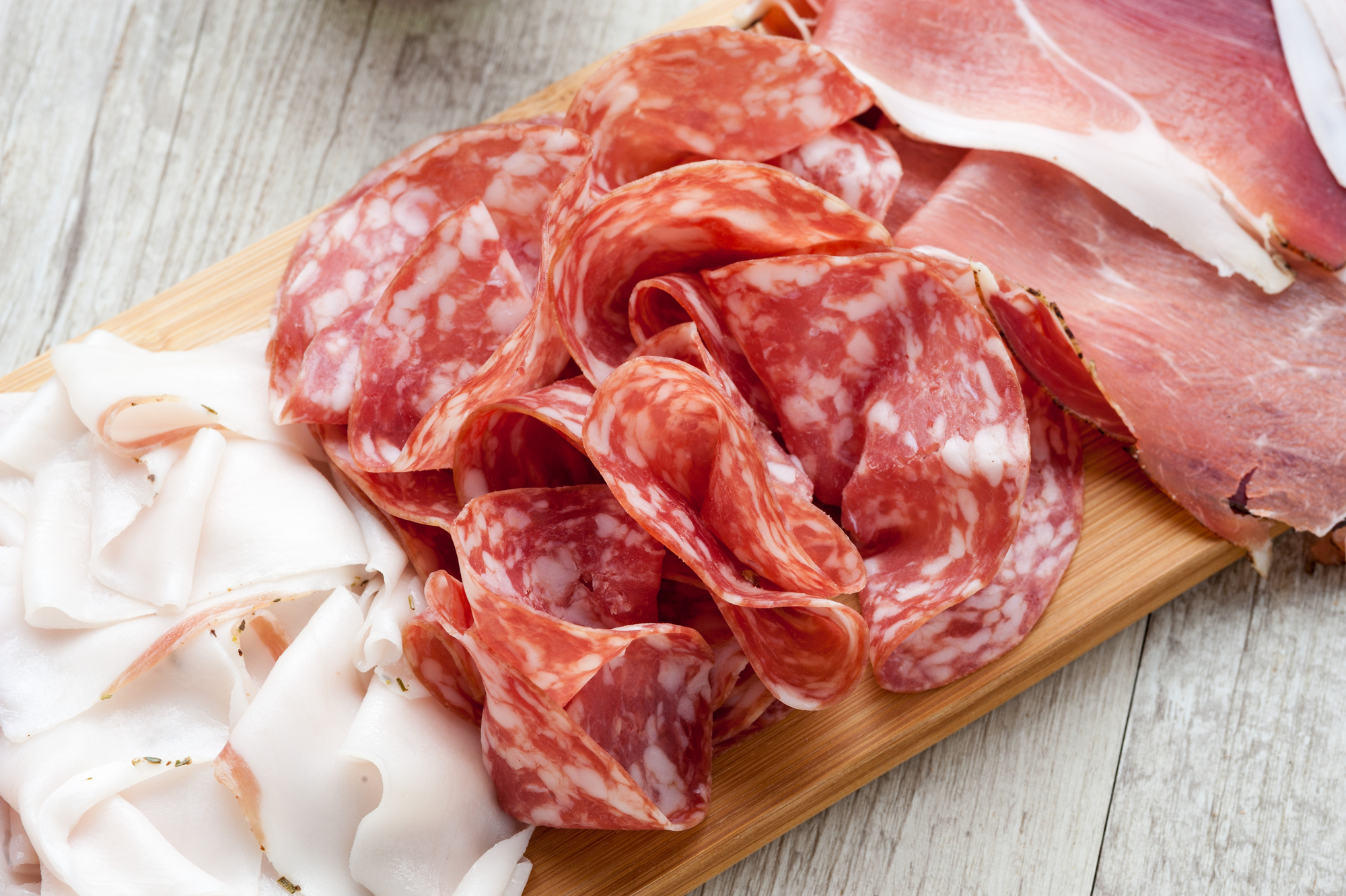 food poisoning from cold meats