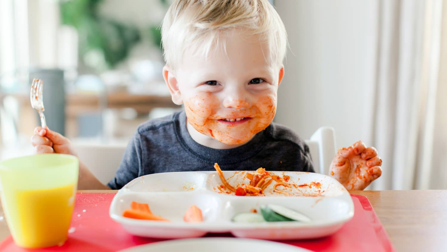 When to Worry About Your Picky Toddler's Eating Habits | Kitchn